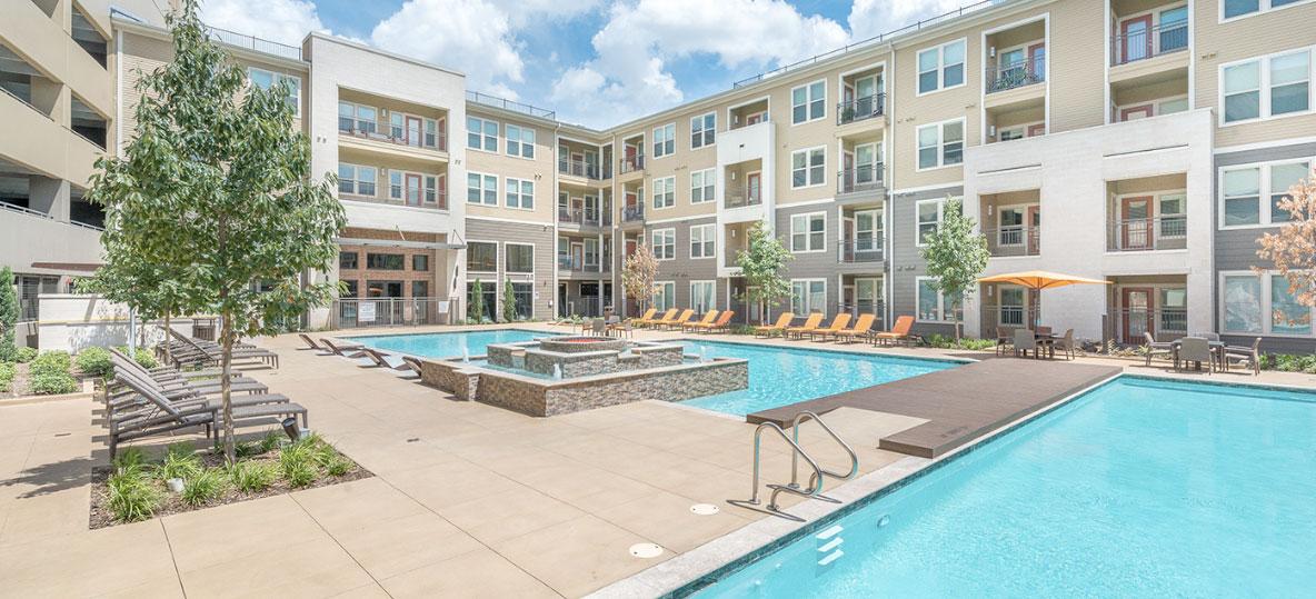 Mercedes Avenue - Ft. Worth, TX | © Smallwood Corporate ...