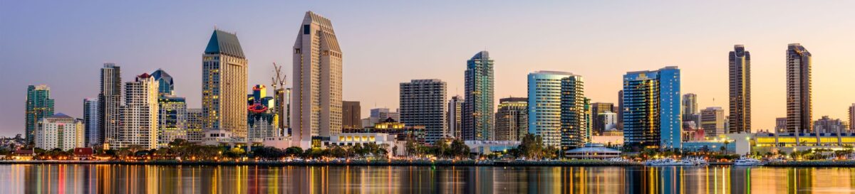 san diego corporate housing and corporate apartment rentals view of san diego ca skyline
